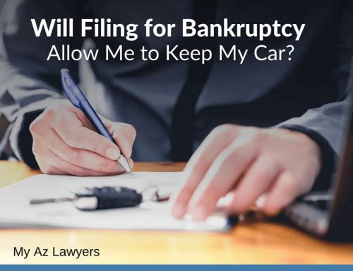 Will Filing for Bankruptcy Allow Me to Keep My Car?